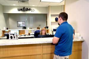 Point Place Dental Front Desk